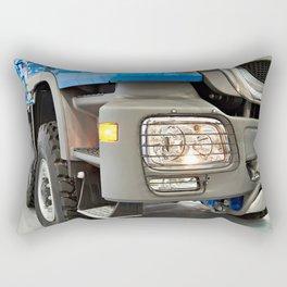 Modern large truck Rectangular Pillow