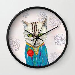 Mr. Talisman Wall Clock