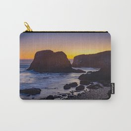 Cobble Beach at Yaquina Head Carry-All Pouch