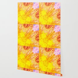 Autumn Sun Light Wallpaper