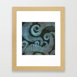 Octopus 2 Framed Art Print
