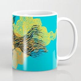 peacock tree Coffee Mug