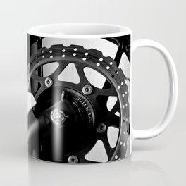 Kawasaki Ninja Motorcycle Wall Art III Coffee Mug