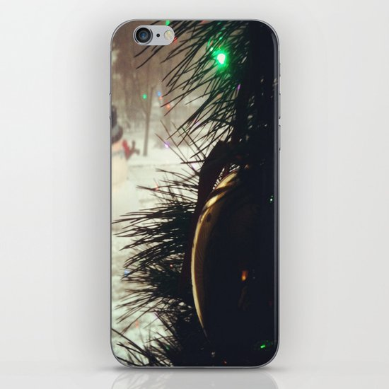 Almost Christmas iPhone & iPod Skin