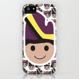 Iconic Headdresses - West Sumatra (Male Version) iPhone Case