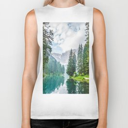 The Place To Be Biker Tank