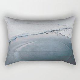 Frozen Waters Rectangular Pillow
