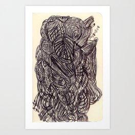 20090820 Art Print