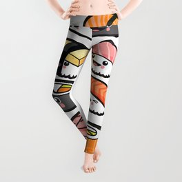 Sushi family Leggings
