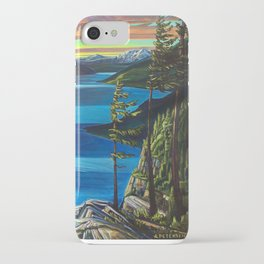 Incoming Front iPhone Case