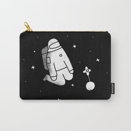 The Lonely Spaceman Carry-All Pouch