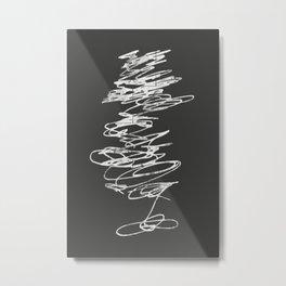 PINPOINT Metal Print