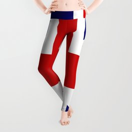 Union Jack Leggings