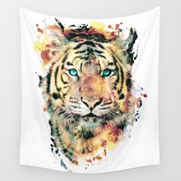 Tiger III Wall Tapestry