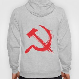 The hammer and sickle  Hoody
