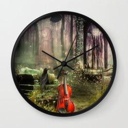 last song Wall Clock
