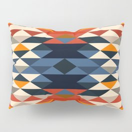 Southwestern Diamonds Pillow Sham