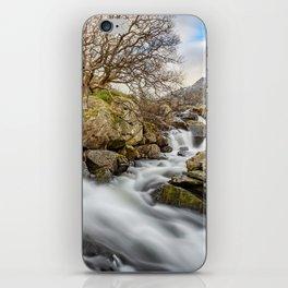 Trfan Mountain Rapids iPhone Skin