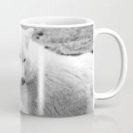 arctic wolf Coffee Mug