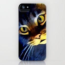 Regal Fluff iPhone Case