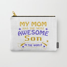 Awesome Son Carry-All Pouch