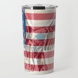 """American Spirit"" Travel Mug"