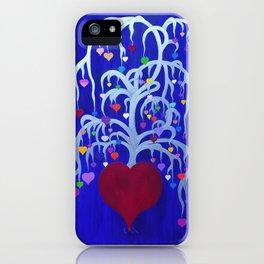 Love Riot iPhone Case