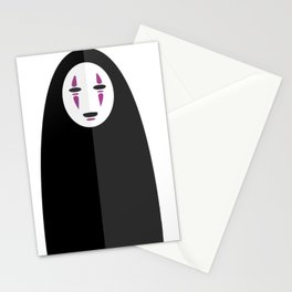 Spirited Away's No Face Stationery Cards