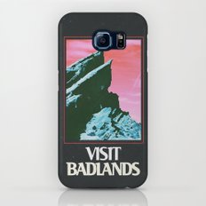 BADLANDS POSTER // HALSEY Slim Case Galaxy S8