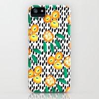 Citrus and Leaves II Slim Case iPhone (5, 5s)