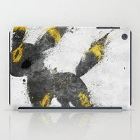 the moon iPad Cases featuring Moon by Melissa Smith