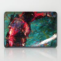 sword iPad Cases featuring SWORD DP by DITO SUGITO