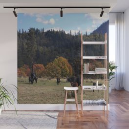 Life in the country.... Wall Mural