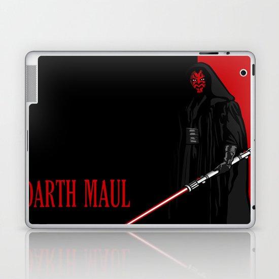 Darth Maul, Say Goodnight To the Badguy Laptop & iPad Skin
