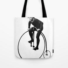 Keep Pushing Tote Bag