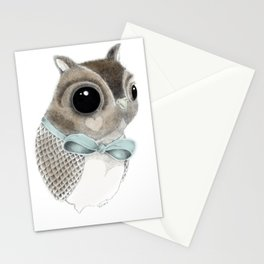 Mister Hoot Stationery Cards