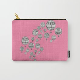 balloons in the pink Carry-All Pouch