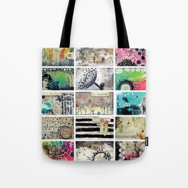 One by One Tote Bag