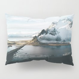 Iceland Adventures - Landscape Photography Pillow Sham
