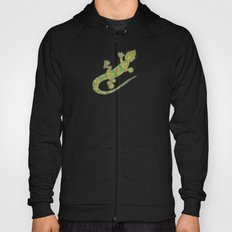 Yellow Anole Hoody