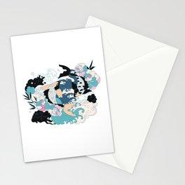 Yakuza Tattoo Stationery Cards