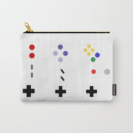 90's gaming Carry-All Pouch