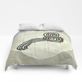 Tribal Maps - Magical Mazes #01 Comforters