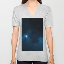 Night Sky Unisex V-Neck