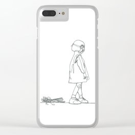 Hay Fever Clear iPhone Case