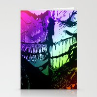 joker Stationery Cards featuring joker by DeMoose_Art