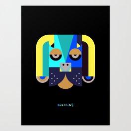 Pago Art Print