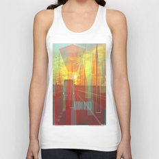 Opaque world Unisex Tank Top