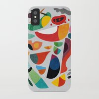 kitchen iPhone & iPod Cases featuring Still life from god's kitchen by Picomodi