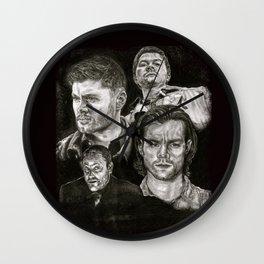 The Boys Wall Clock